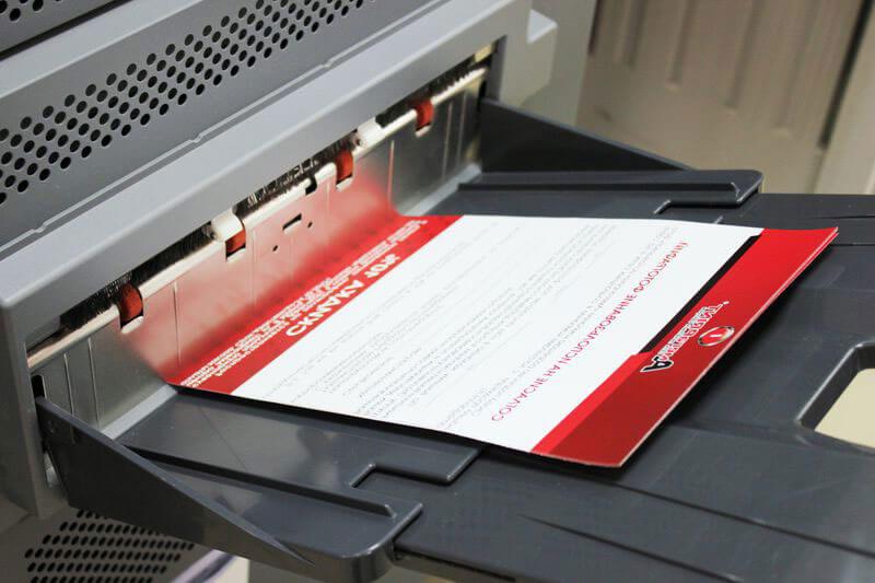 Листовая цветная цифровая печать SRA3/SRA3+