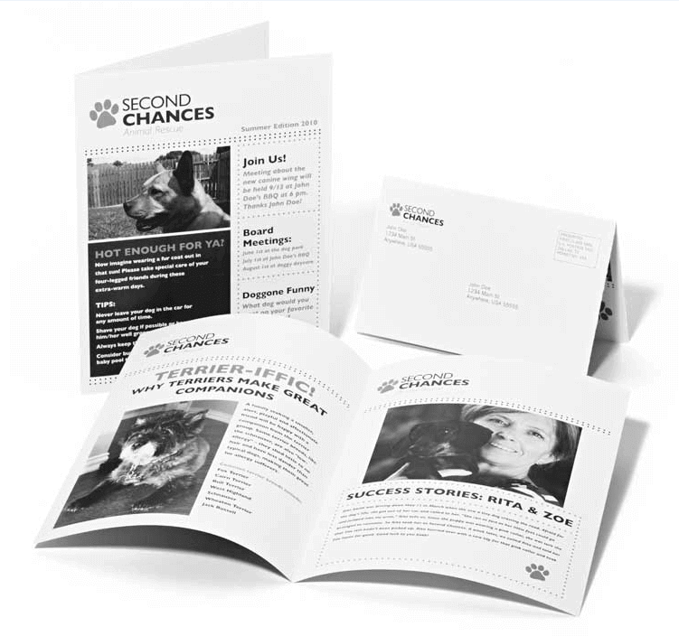 Листовая черно-белая печать А3/SRA3